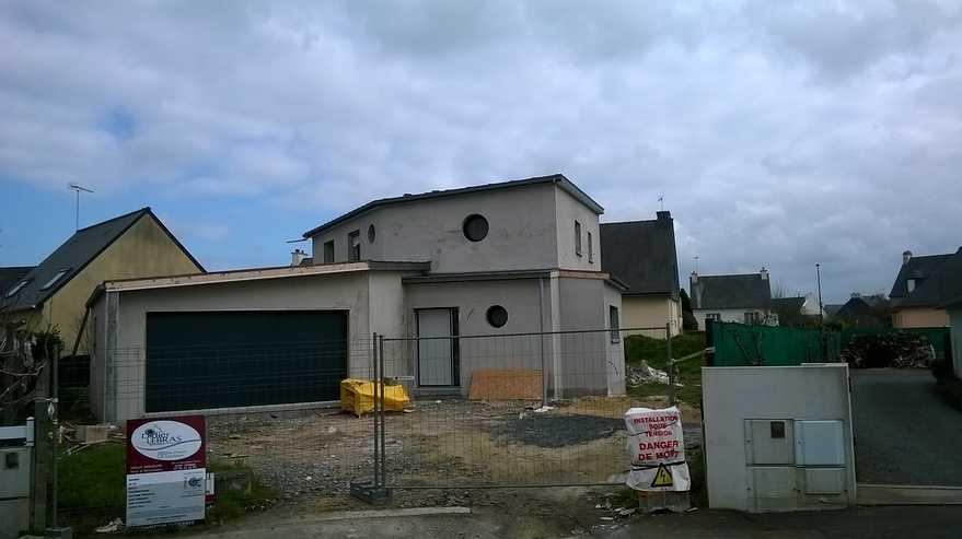 maison contemporaine - ploufragan