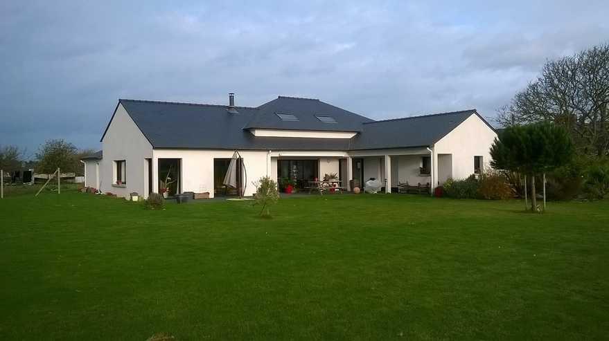 hillion: belle maison plain pied.