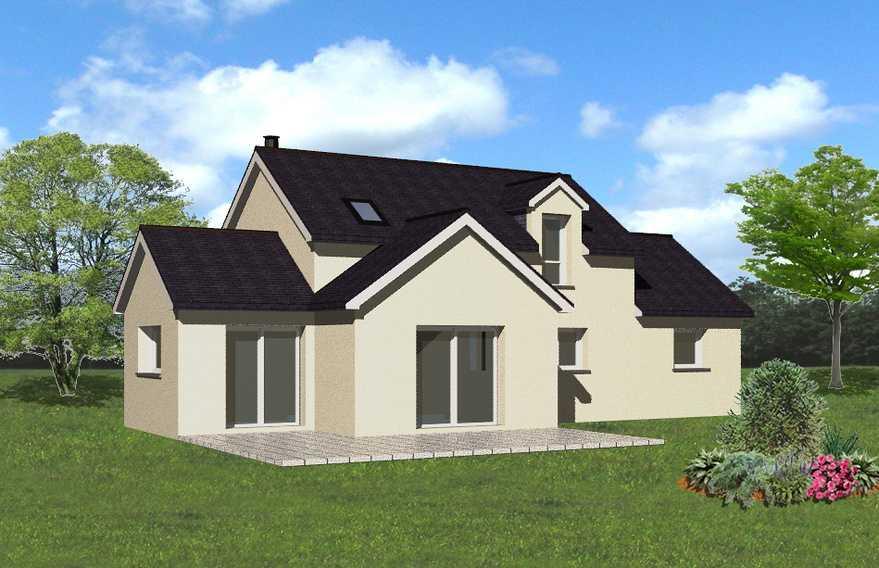 maison traditionnelle en brique bgv 1.15